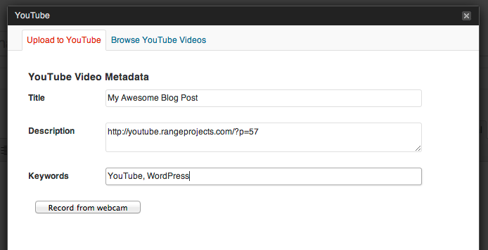 screenshot-youtube upload