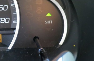 gear shift indicator karimun wagon r